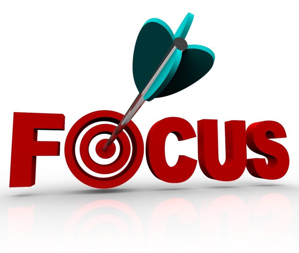 Parshas Lech Lecha: Let's Not Lose Focus of our Goals!