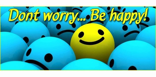Parshas Behar/Bechukosai: Don't Worry, Be Happy!