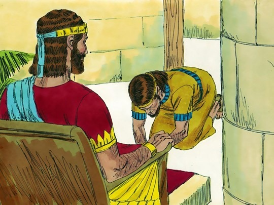 Parshas Vayishlach: To Bow or Not to Bow. That is the Question!